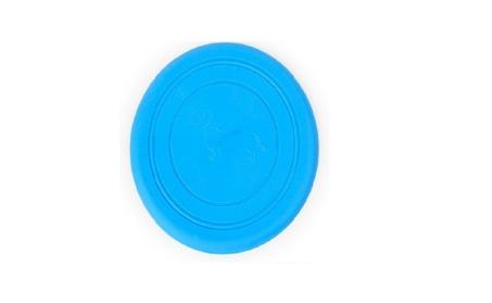Vorkin Fantastic Pet Dog Flying Disc Tooth Resistant Training Toy