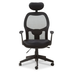 Desk Chair Groupon White Plastic Folding Chairs Wedding Sebastian Ergonomic Black Mesh Office