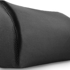 Seat Cushions For Office Chairs Desk Chair Mat Up To 40 Off On Memory Foam Lumbar Support Pi Groupon Goods