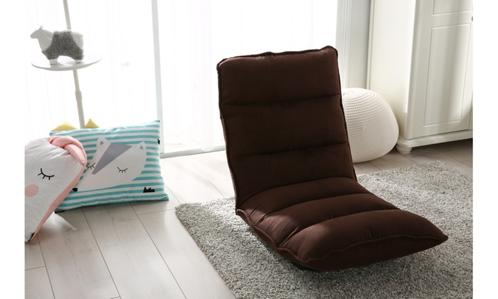 gaming lounge chair back pain office cushion adjustable foldable groupon
