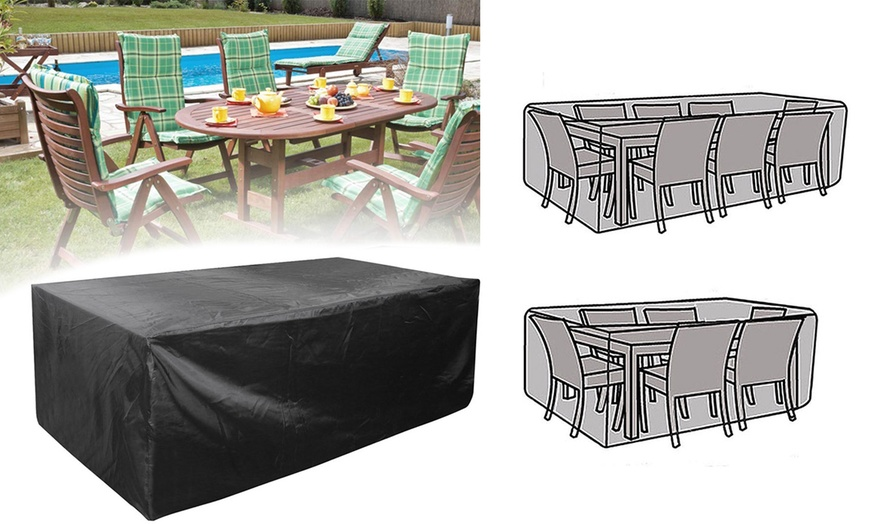waterproof outdoor patio furniture covers dust proof for table chair seat sofa