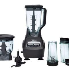 Ninja Mega Kitchen 1500 Mico Faucets System Blender Watt In Black Groupon
