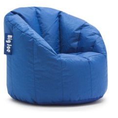Big Joe Milano Bean Bag Chair Furry Chairs Multiple Colors Groupon