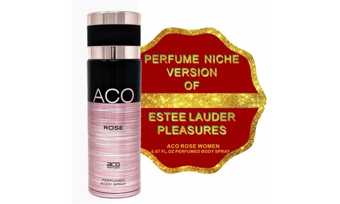 Up To 86 Off On Aco Rose Women Version Estee Groupon Goods