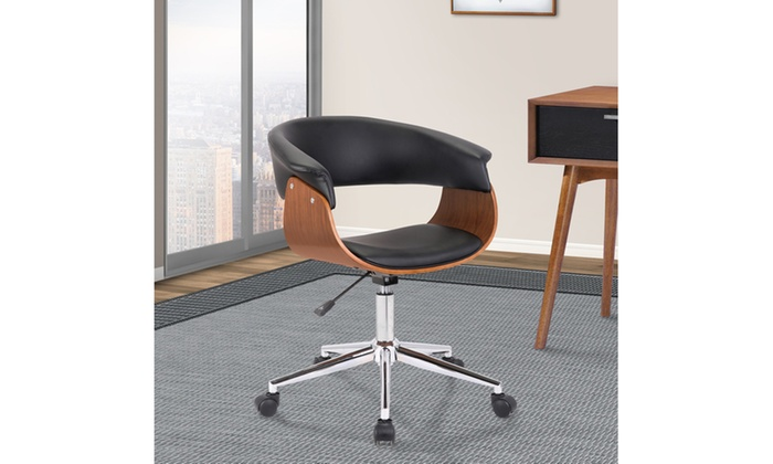 desk chair groupon images armen living bellevue office