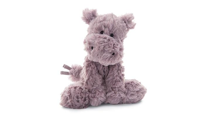 jellycat squiggle hippo stuffed