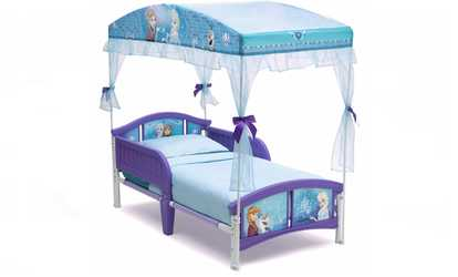 frozen flip sofa canada arm table nz nursery furniture deals discounts groupon shop delta children canopy toddler bed disney