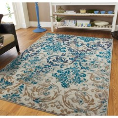 Living Room Rugs Rooms With Blue Area Antique Distressed Rug 5x8 Floral 5x7 Sold By Buydiscountrug Com
