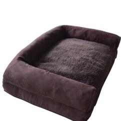 Soft Sofa Dog Bed Large Corner Sofas On Finance Up To 58 Off Plush Suede Pet Warm Sof Groupon Goods