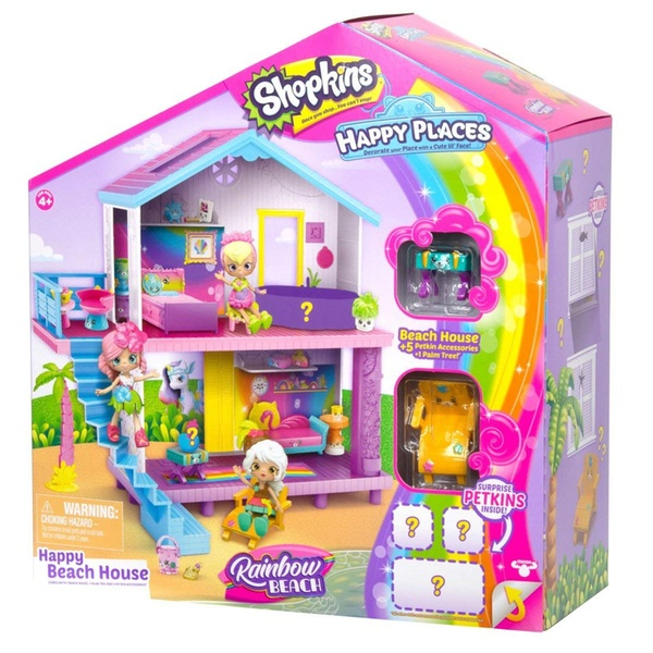 Up To 33 Off On Shopkins Happy Places Rainbow Groupon Goods