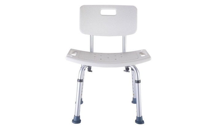medical shower chairs first high chair invented adjustable bath tub bench stool seat groupon