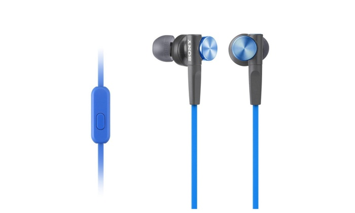 Sony MDRXB50AP Extra Bass Earbuds