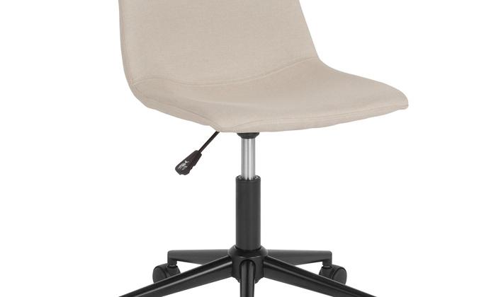 desk chair groupon papasan cushion diy siena home and office task