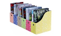 Evelots Set of 6 Home & Office Magazine/File Holders ...