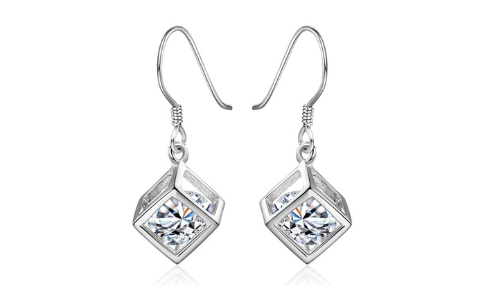 Up To 91% Off on Sterling Silver Rubix Cube Dr