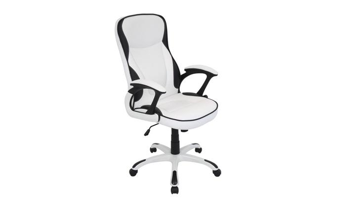 desk chair groupon kohls gaming storm office