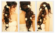 three pieces formal hairstyles