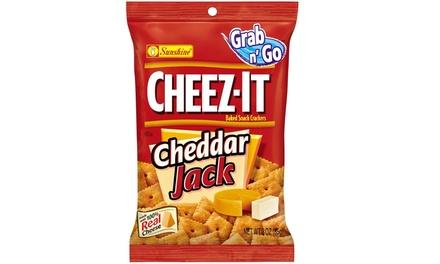 CheezIt Crackers  Groupon
