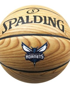 Spalding basketball size nba charlotte hornets woodgrain also groupon rh