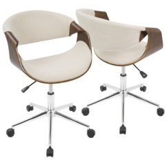 Desk Chair Groupon Inexpensive Kitchen Chairs Curvo Office