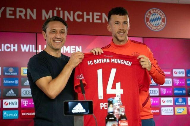 Es Perisic nuevo jugador del Bayern