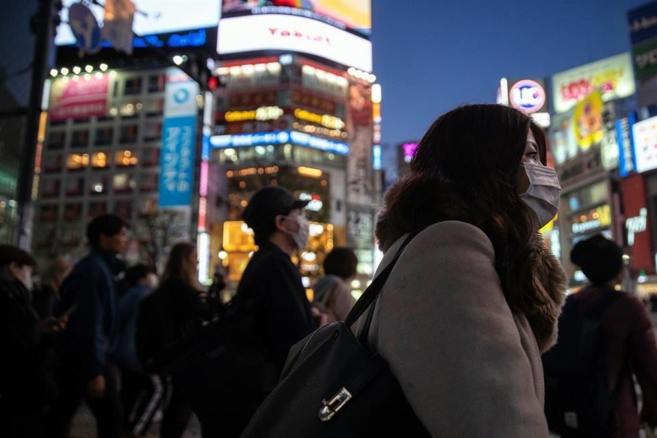 Registra Japón 980 casos de coronavirus