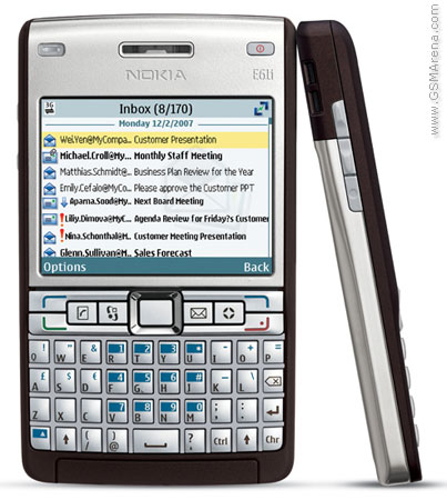 Nokia E61i