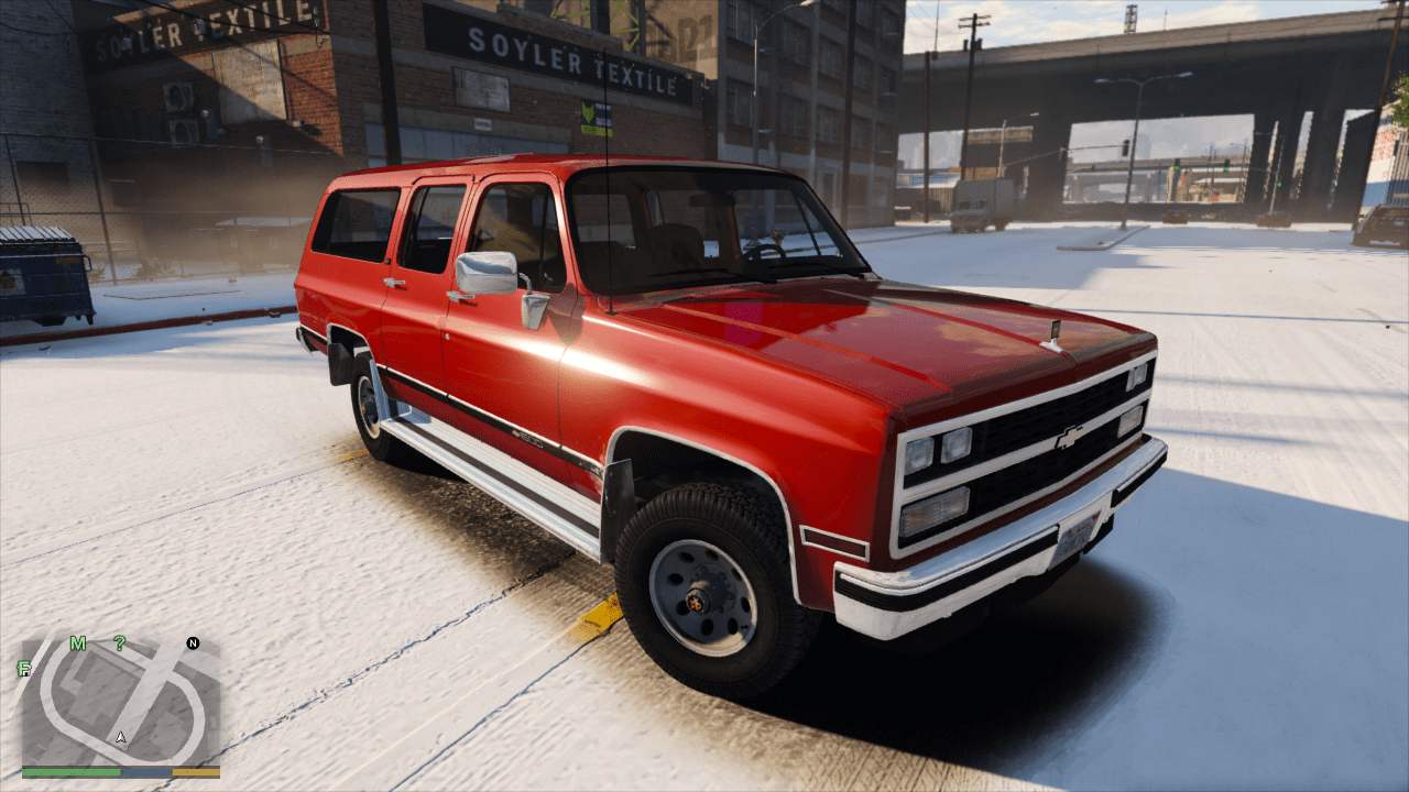 hight resolution of 1989 suburban