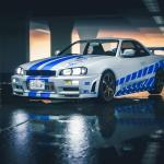 2 Fast 2 Furious Nissan Skyline R34 Livery Gta5 Mods Com