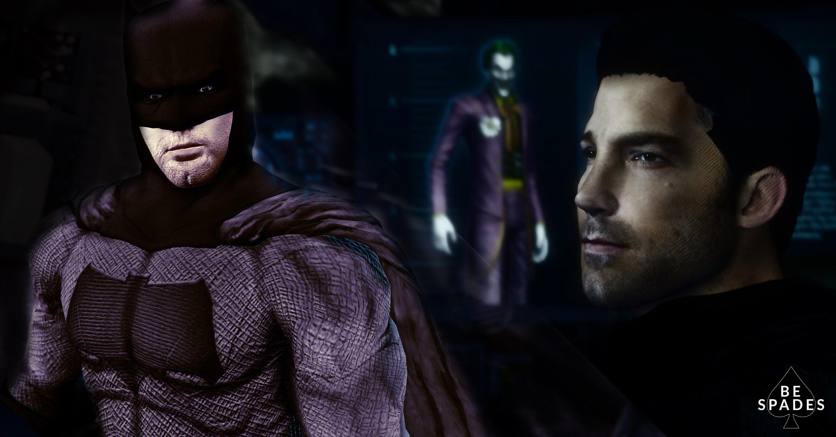 Bao Batman Bvs Ben Affleck Add On