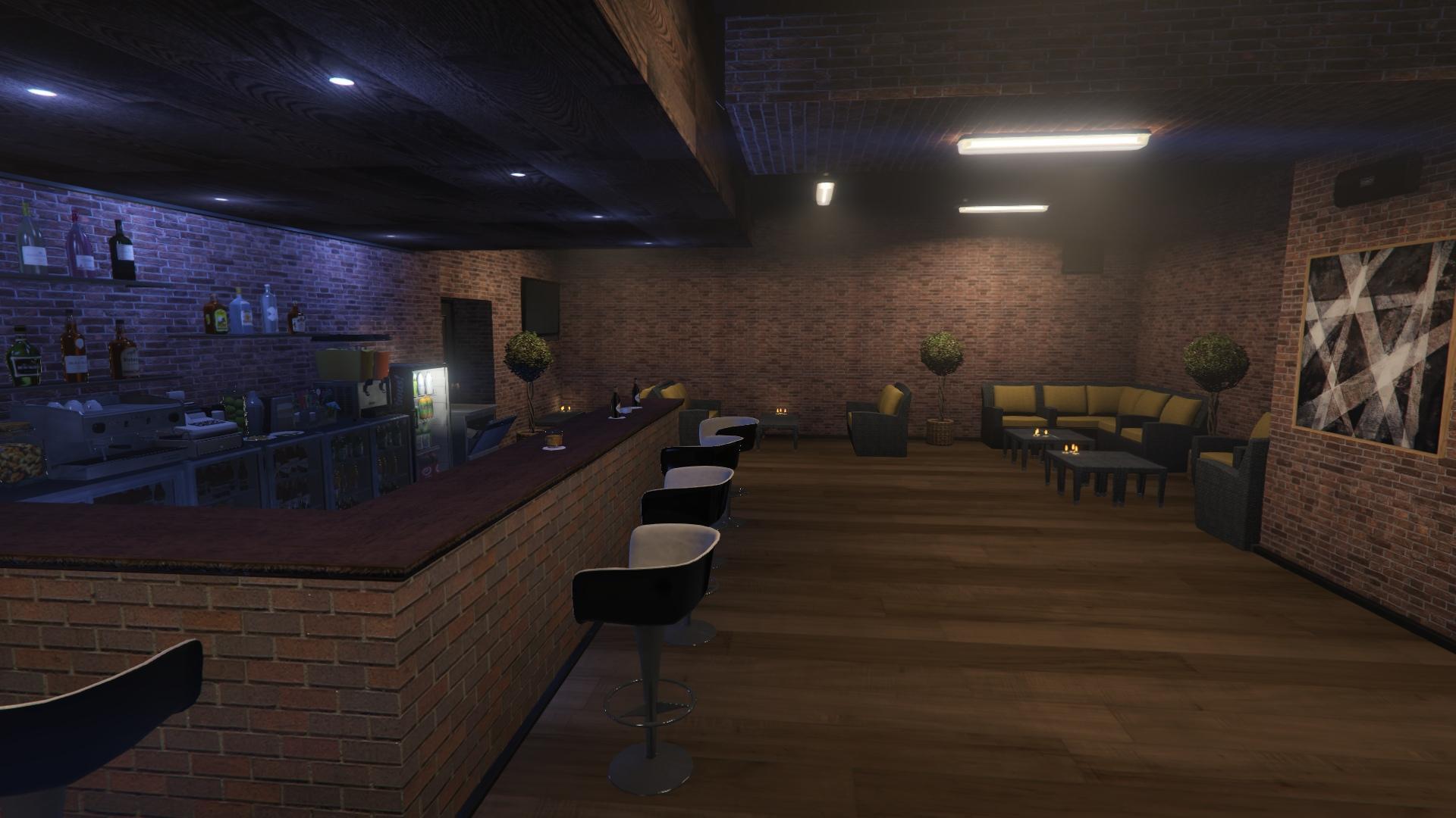 Bar interior  GTA5Modscom