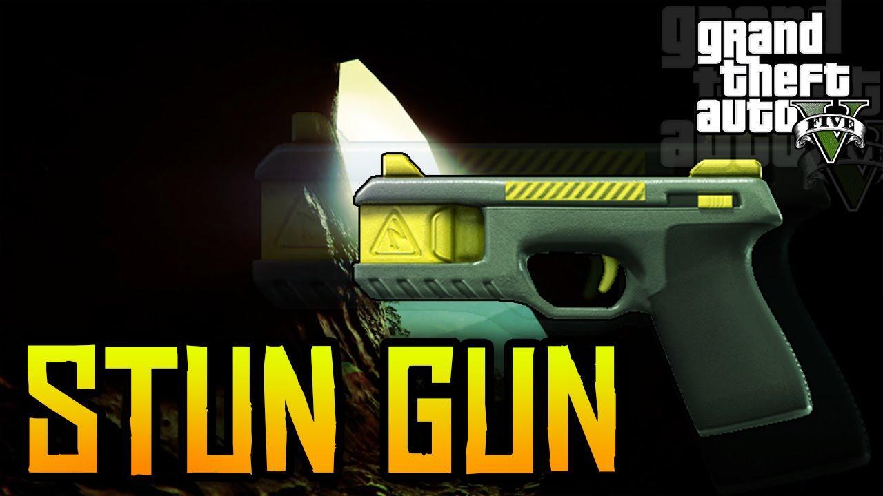 Better Stun Gun - GTA5-Mods.com
