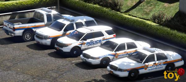 Lspdfr Los Santos Police Els - Year of Clean Water