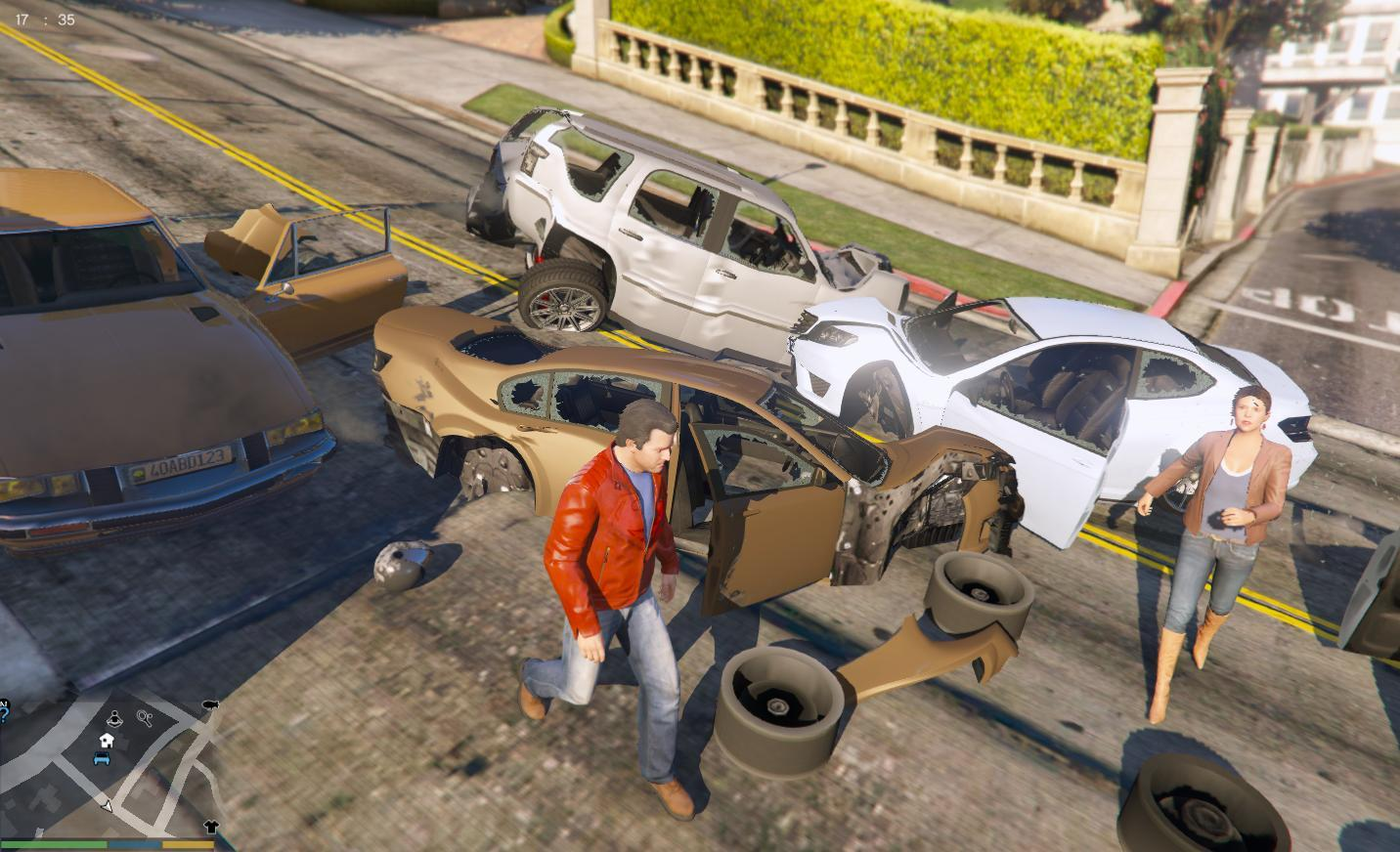 Extreme Deformation 999999x For All Cars In V3502  Gta5
