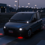 Fiat Multipla Add On Gta5 Mods Com