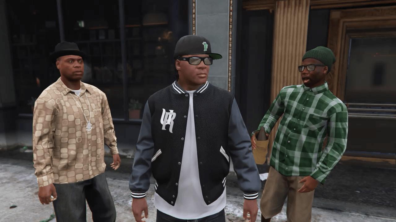 Gang Town - GTA5-Mods.com