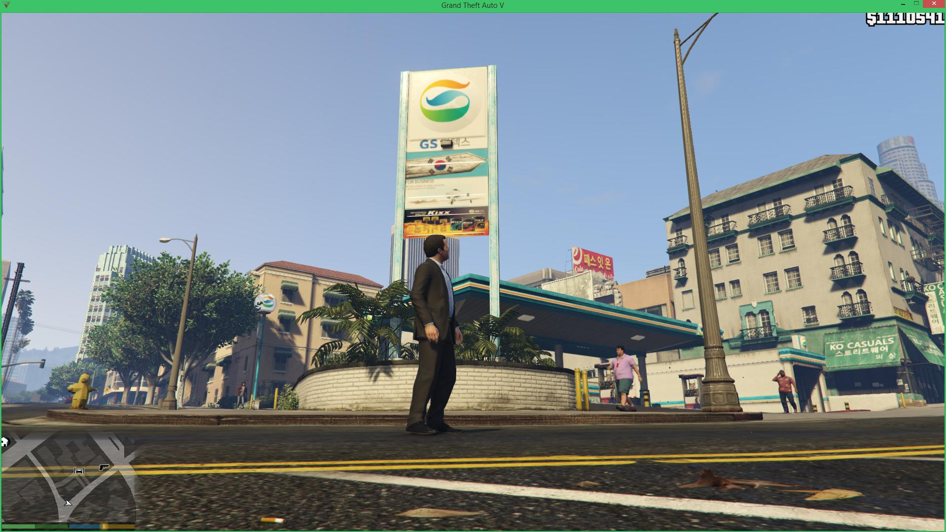 Gs Caltex Gas Station