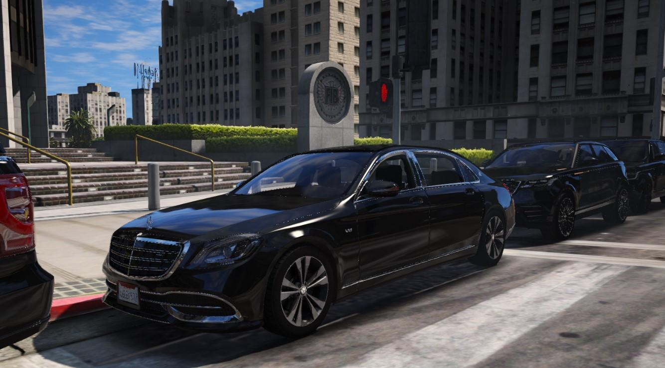 mercedes s650 maybach 2021