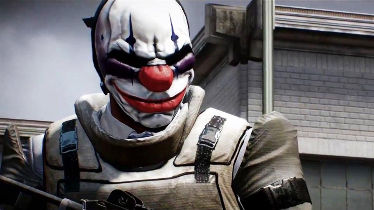 PAYDAY 2 Chains Mask - GTA5-Mods.com
