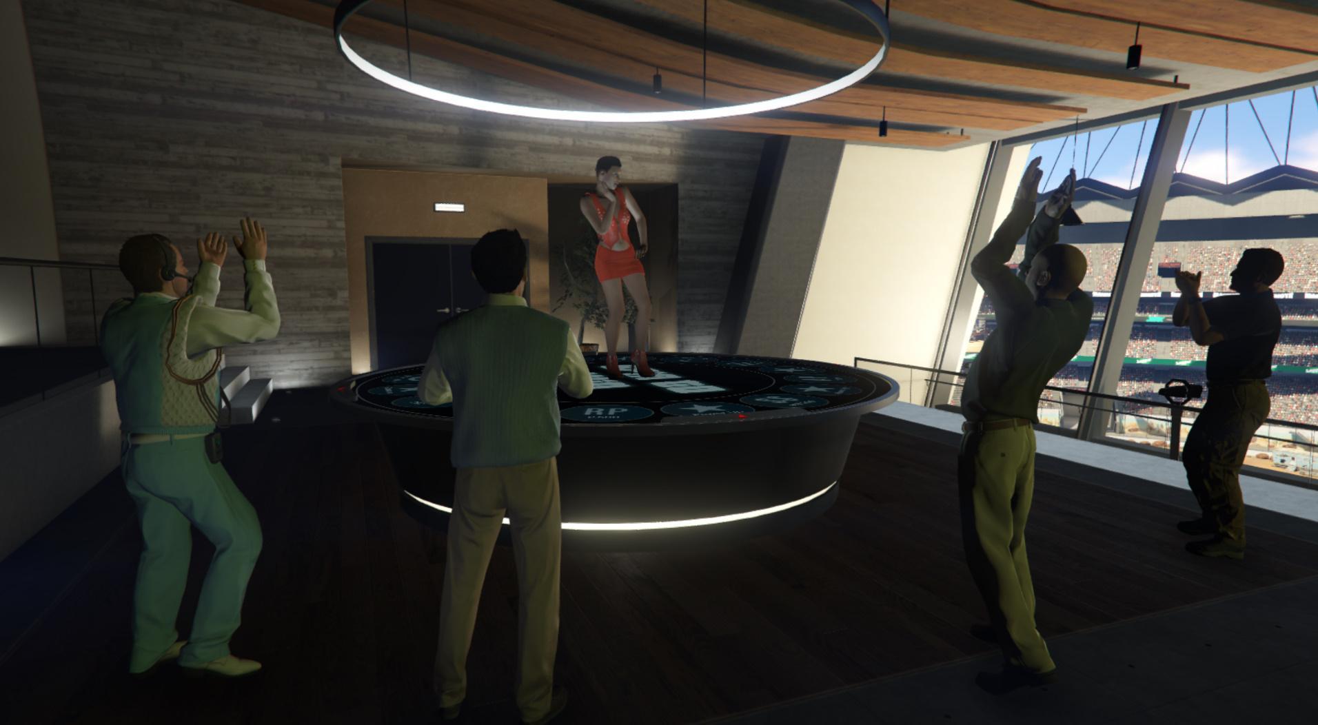 VIP Lounge Improvement ( Menyoo + Simple Trainer ) - GTA5-Mods.com