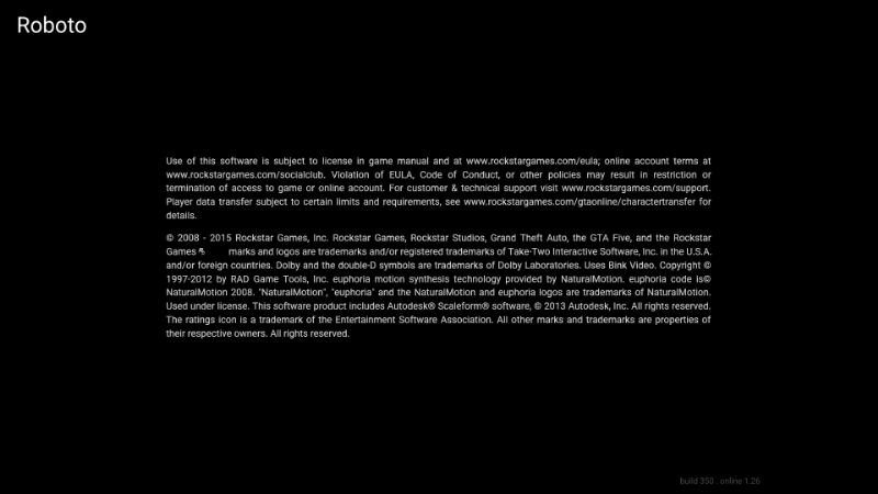 Download Roboto Font - GTA5-Mods.com