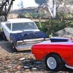 1968 Dodge Dart Hemi Super Stock Add On Replace Animated Gta5 Mods Com