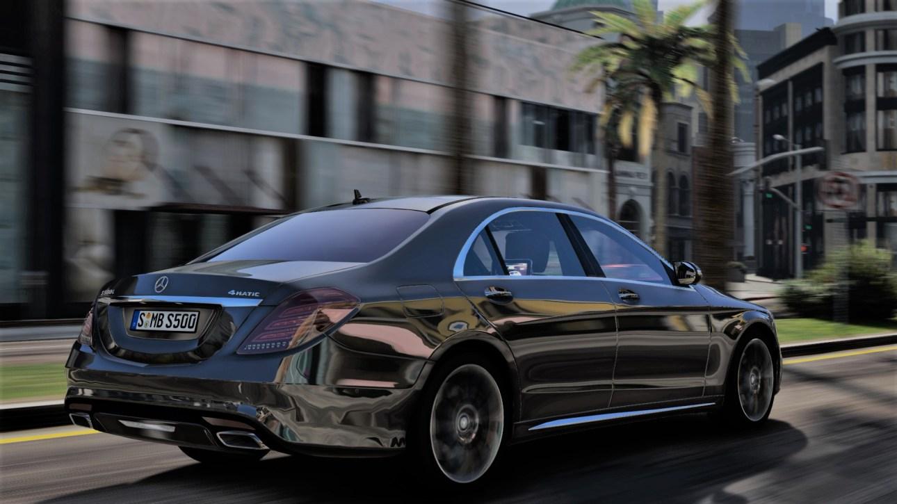 Mercedes-Benz S500 Mod BUSSID, Mercedes-Benz S500 Mod, Mod Mercedes-Benz S500 BUSSID, Mercedes-Benz S500, Mercedes-Benz S500 Car Mod for BUSSID, BUSSID Mod, BUSSID Car Mod, SGCArena, Mod NanoNano ID, Mercedes-Benz Mod BUSSID, MOD BUSSID