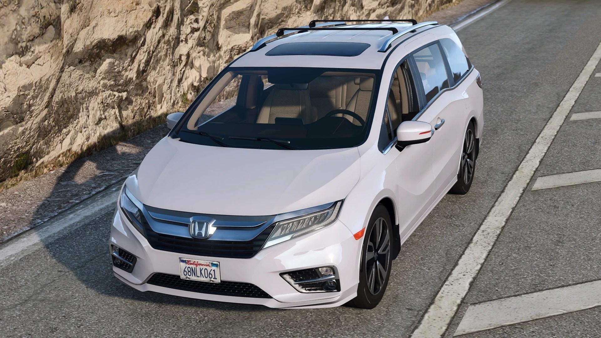 2019 Honda Odyssey Elite ReplaceAdd On