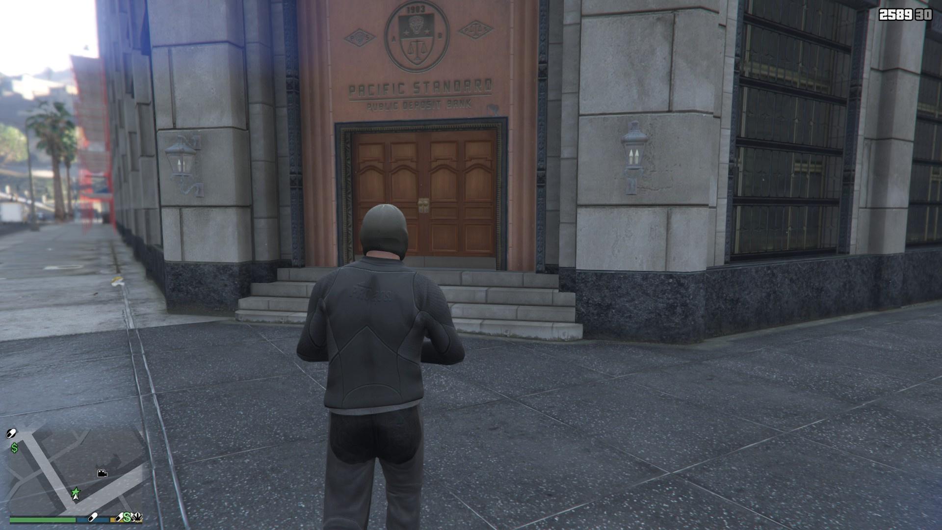 Atm Robberies Bank Heists Gta5 Mods Com