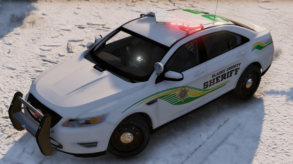 Blaine County Sheriff Pack 2 - Year of Clean Water