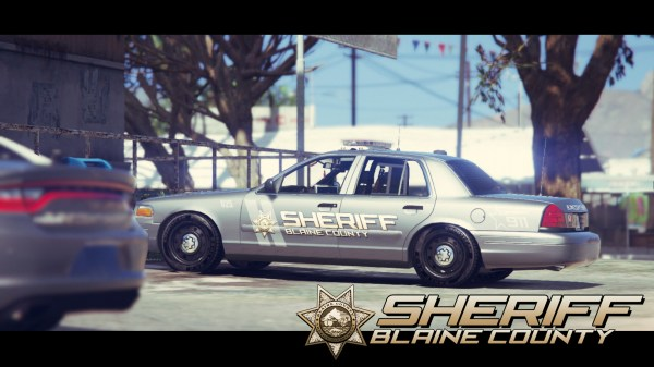 Gta V Blaine County Sheriffs Office - Year of Clean Water