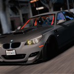 Bmw M5 E60 Crazy Exterior Add On Tuning Gta5 Mods Com