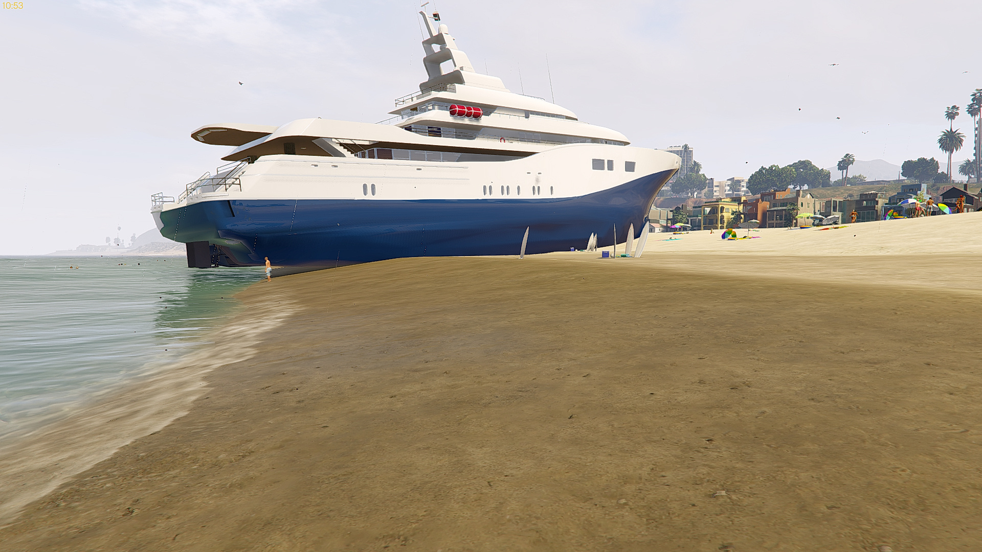 Drivable Yacht IV Add On