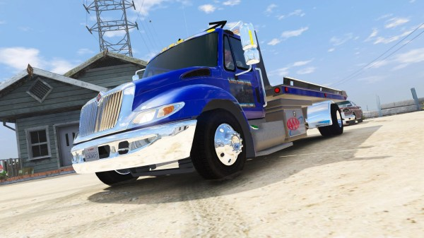 Cxt Flatbed Tow Truck Els Addon Replace - Year of Clean Water